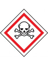 GHS Labels - Toxic