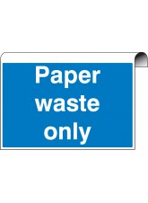 Roll Top - Paper Waste Only