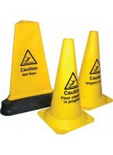 Your Message - Hazard Cone - 500mm - Triangular